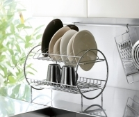 Сушка в посудомоечной машине.
